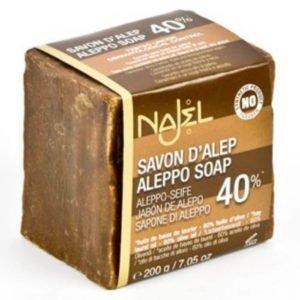 Mydło ALEPPO 40 %