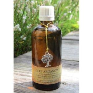 Olej arganowy kosmetyczny - 100 ml