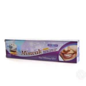 Żel WYBIELAJĄCY do zębów MISWAK ziołowy