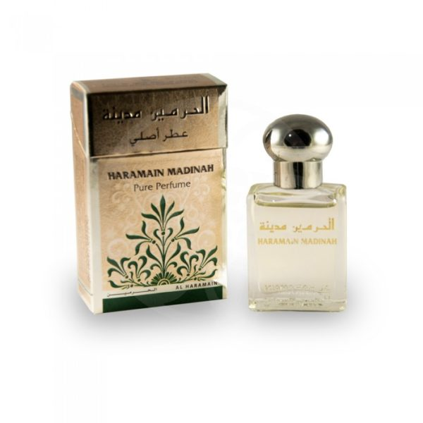 Perfumy arabskie Al Haramain Madinah