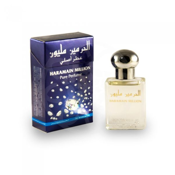 Perfumy arabskie Al Haramain Million