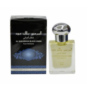 Al Haramain Black Oudh - 15 ml