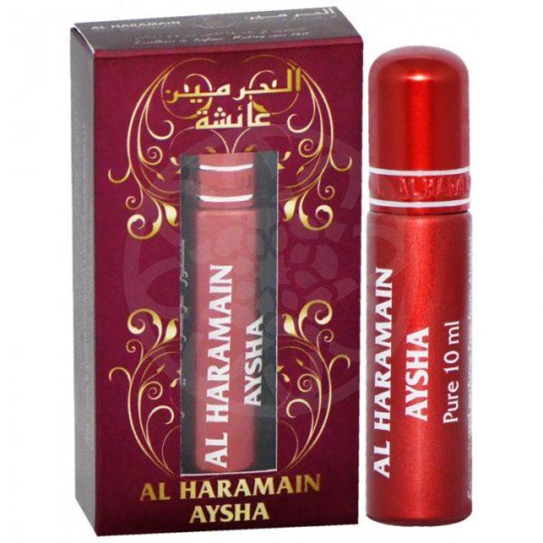 Al Haramain Aysha arabskie perfumy w olejku 10 ml