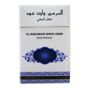 Al-Haramain White oudh - 15ml