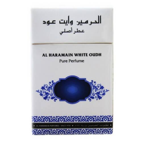 Al-Haramain White oudh - 15ml
