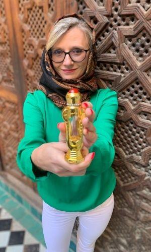 Perfumy arabskie w olejku z Dubaju